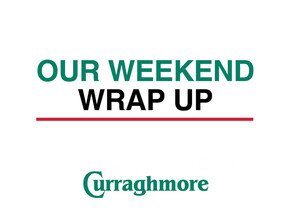 Weekend Wrap Up 16.7.18