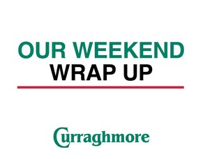 Weekend Wrap Up 3.09.18