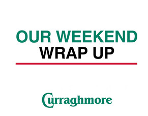 Weekend Wrap-Up 01.10.18