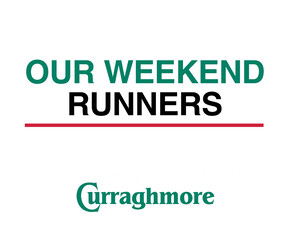 Weekend Runners 13.10.18