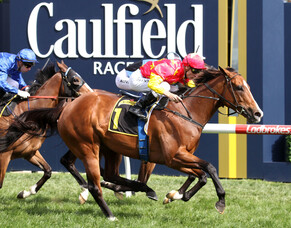 First Seal back to best in Tristarc Stakes